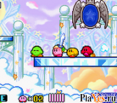 онлайн игра Kirby & the Amazing Mirror
