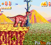 онлайн игра Land Before Time, The - Into the Mysterious Beyond