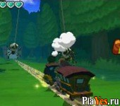 Legend of Zelda – Spirit Tracks
