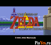 онлайн игра Legend of Zelda The - A Link to the Past