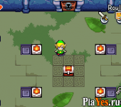 Legend of Zelda – The Minish Cap
