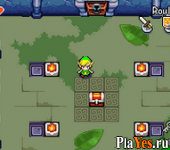 онлайн игра Legend of Zelda, The - The Minish Cap