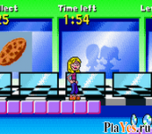 онлайн игра Lizzie McGuire - On the Go!