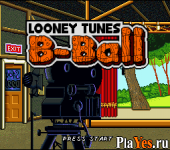 онлайн игра Looney Tunes B Ball