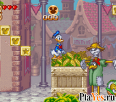 онлайн игра Magical Quest 3 Starring Mickey & Donald