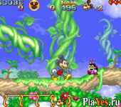 онлайн игра Magical Quest Starring Mickey & Minnie