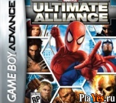 онлайн игра Marvel Ultimate Alliance