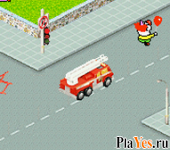 онлайн игра Matchbox Cross Town Heroes