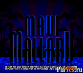онлайн игра Maui Mallard in Cold Shadow