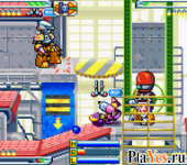������ ���� Medabots AX - Metabee Version