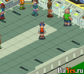 онлайн игра Megaman Battle Network 3 Blue