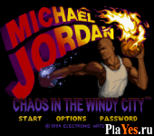 онлайн игра Michael Jordan - Chaos in the Windy City
