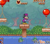 онлайн игра Mickey to Minnie no Magical Quest 2