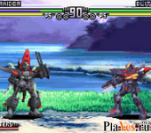 онлайн игра Mobile Suit Gundam Seed - Battle Assault