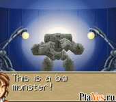 онлайн игра Monster Rancher Advance