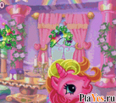 онлайн игра My Little Pony - Crystal Princess - The Runaway Rainbow