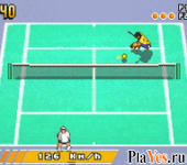 онлайн игра Next Generation Tennis