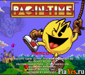 Pac in Time