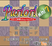 онлайн игра Parlor! Mini 7 - Pachinko Jikki Simulation Game