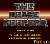 Peace Keepers The