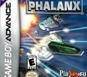 онлайн игра Phalanx – The Enforce Fighter A-144