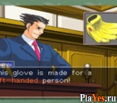 Phoenix Wright Ace Attorney – Justice for All