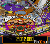 онлайн игра Pinball Advance