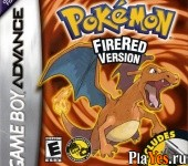 онлайн игра Pokemon – Fire Red Version