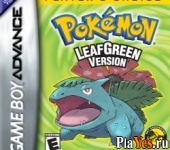 Pokemon – LeafGreen Version