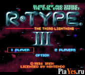 онлайн игра R Type III - The Third Lightning
