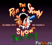 онлайн игра Ren - Stimpy Show The - Buckeroos!