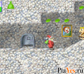 онлайн игра Santa Claus Saves the Earth