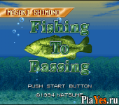 онлайн игра Shimono Masaki no Fishing to Bassing