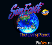 Sim Earth - The Living Planet