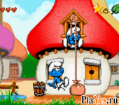онлайн игра Smurfs, The - The Revenge of the Smurfs