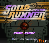 онлайн игра Solid Runner