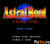 онлайн игра Sougou Kakutougi - Astral Bout