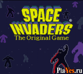 онлайн игра Space Invaders