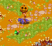 онлайн игра Spyro Advance