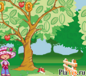 онлайн игра Strawberry Shortcake - Summertime Adventure - Special Edition