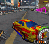 онлайн игра Street Racing Syndicate