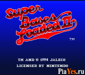 онлайн игра Super Bases Loaded 2