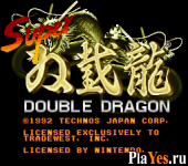 онлайн игра Super Double Dragon