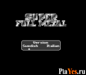 онлайн игра Super Full Metal