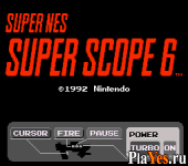 онлайн игра Super NES Super Scope 6