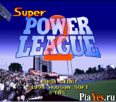 онлайн игра Super Power League 2