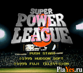 онлайн игра Super Power League 3