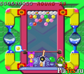 Super Puzzle Bobble Advance
