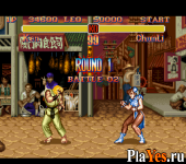 Super Street Fighter II - The New Challengers