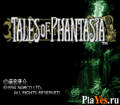 онлайн игра Tales of Phantasia